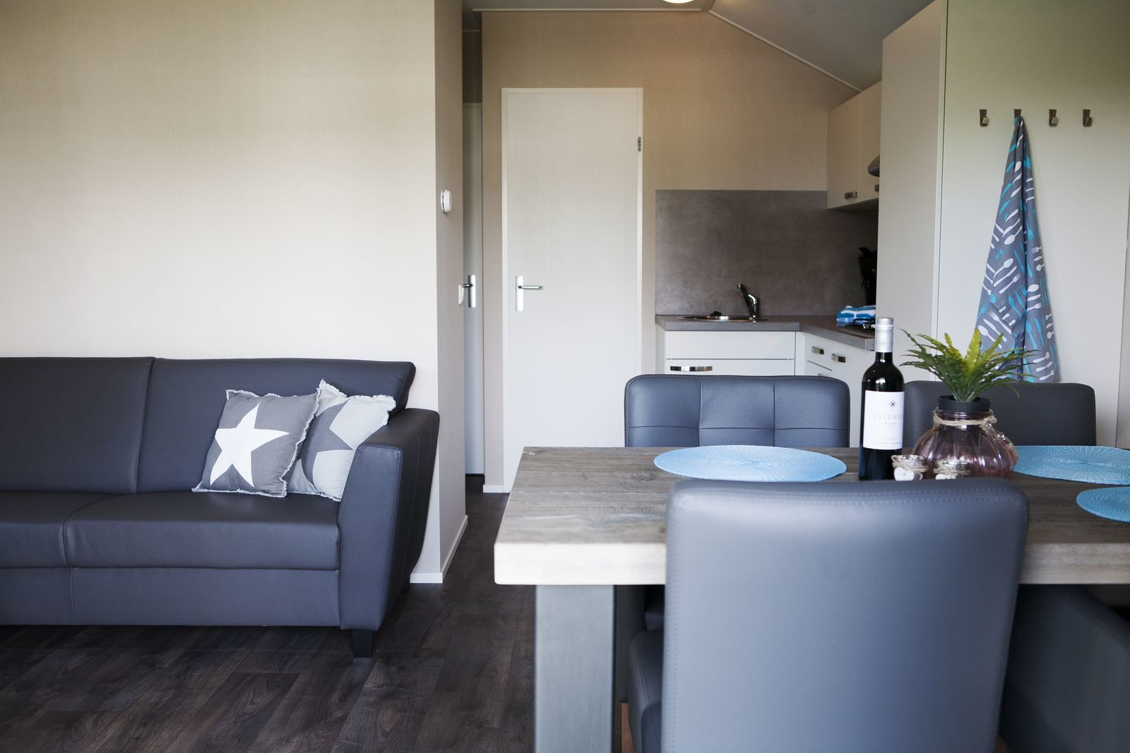 Veluwe lounge for four people