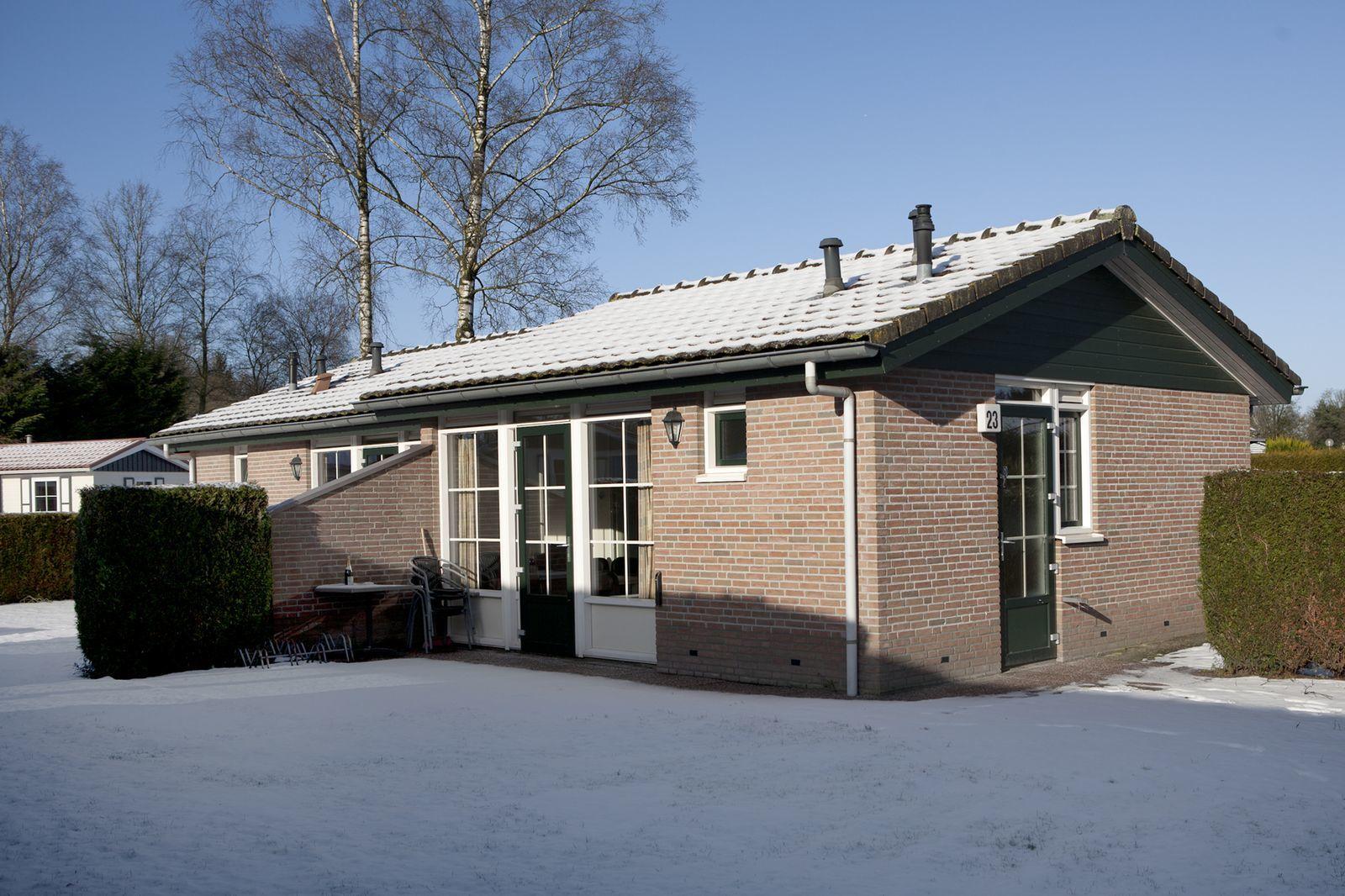 6-persoons bungalow Zeumeren