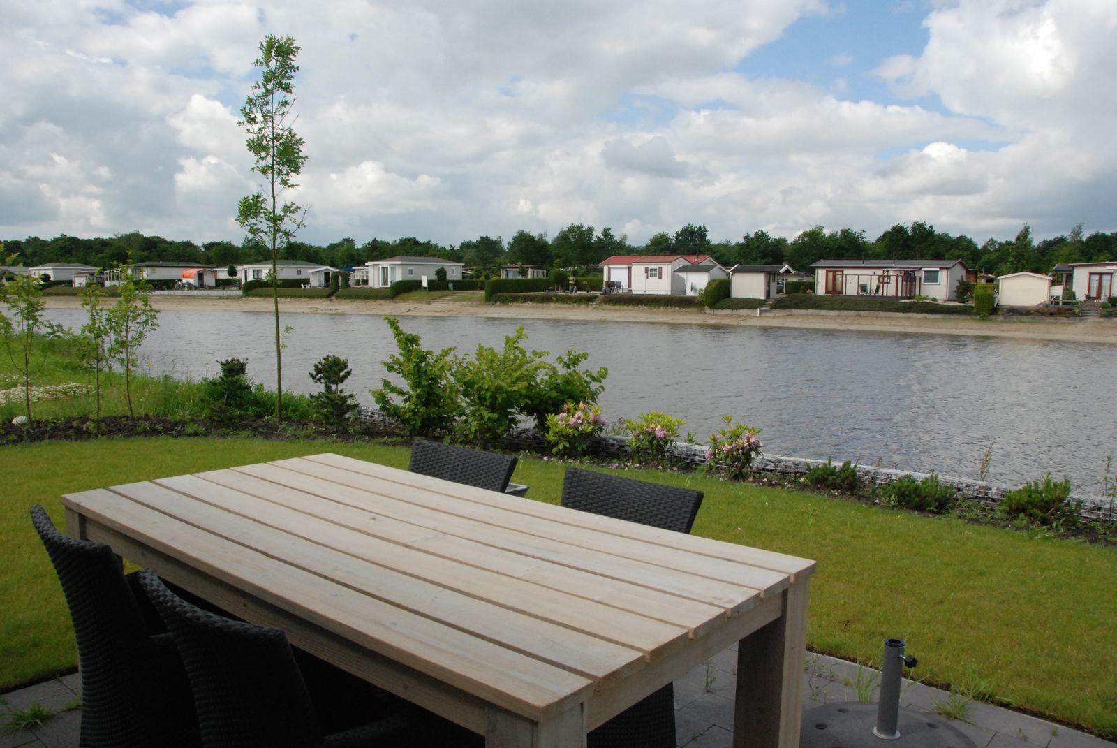 Type A Comfort 4 persoons chalet in Schoonloo - Drenthe, Nederland foto 4766284