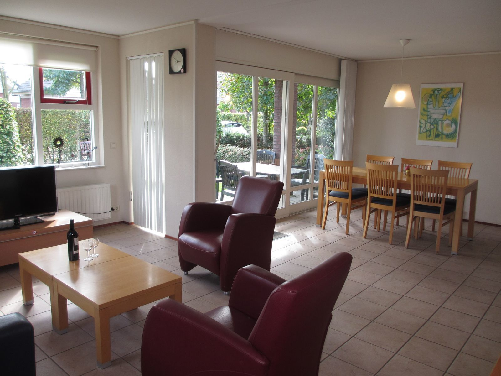 Holiday home Wijde Aa 5 Asthma/COPD Friendly