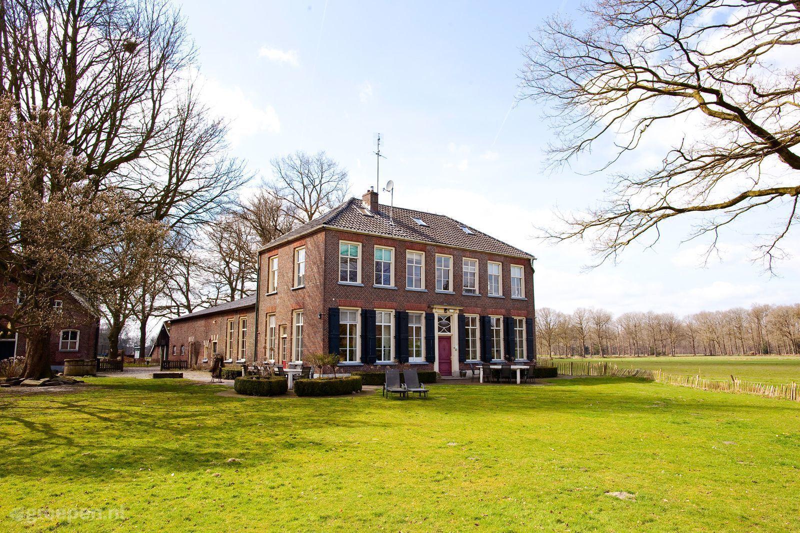 Vakantievilla Winterswijk-Woold