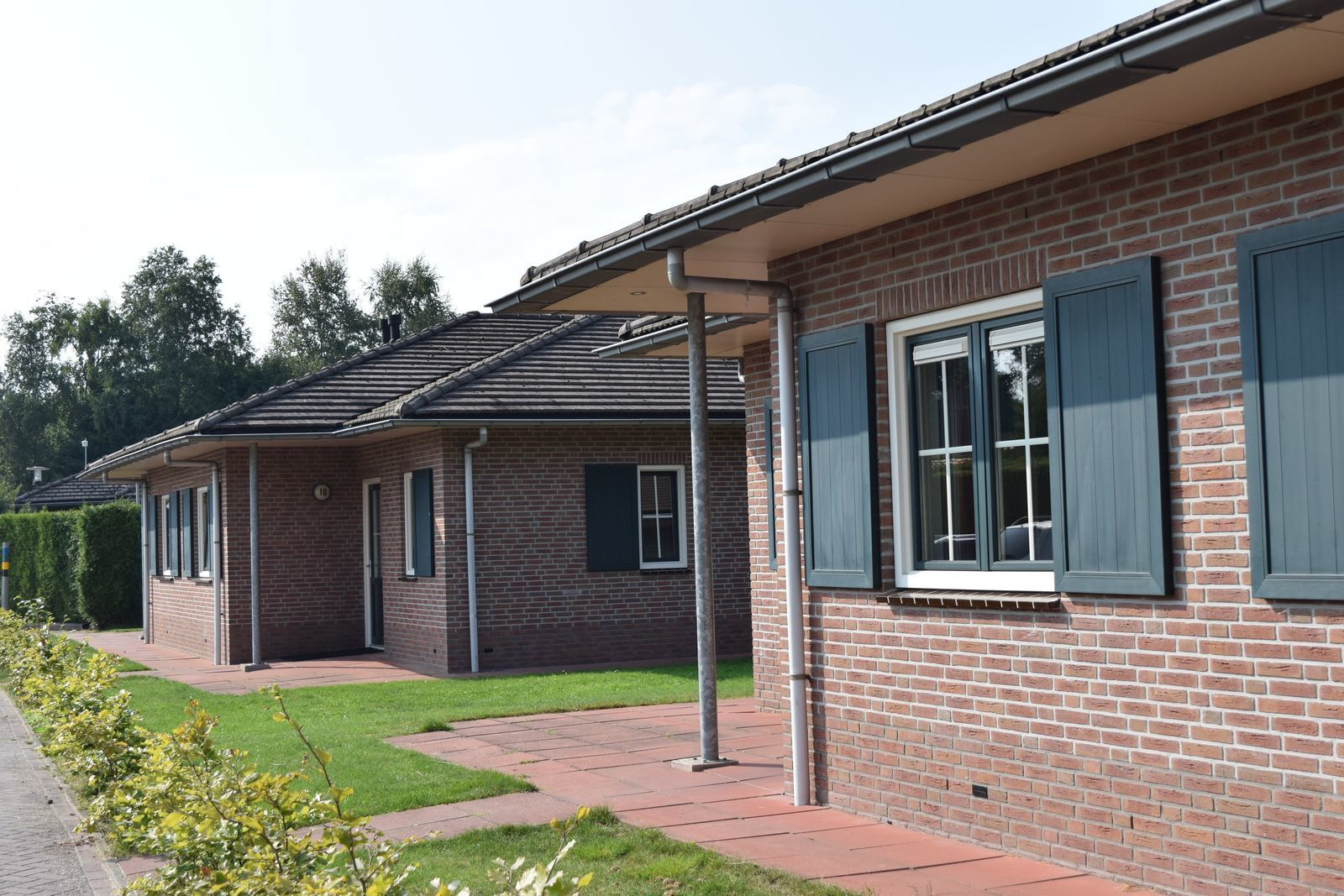 Ganzebeek 14-person bungalow
