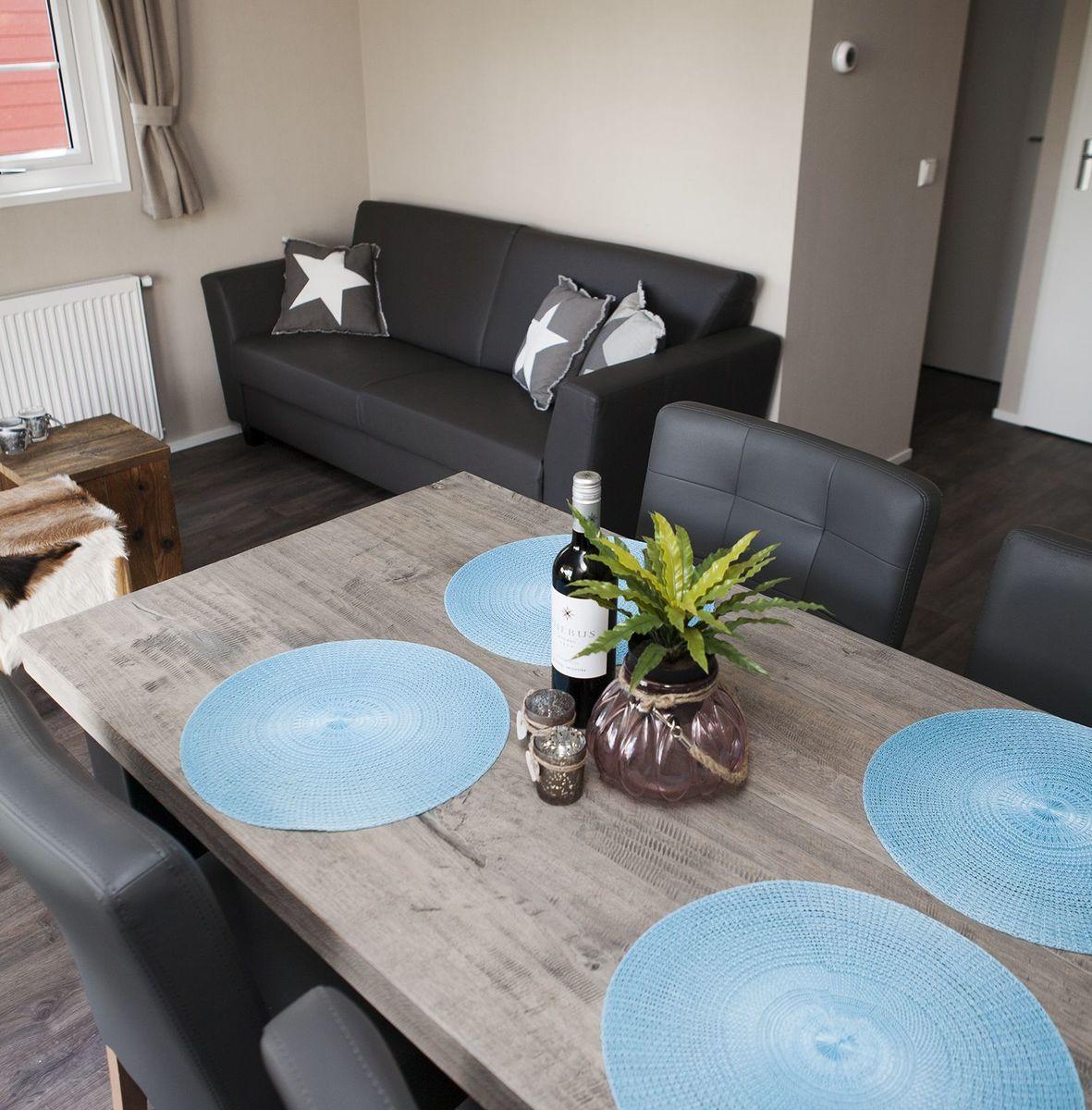 4+4 person Veluwe lounge