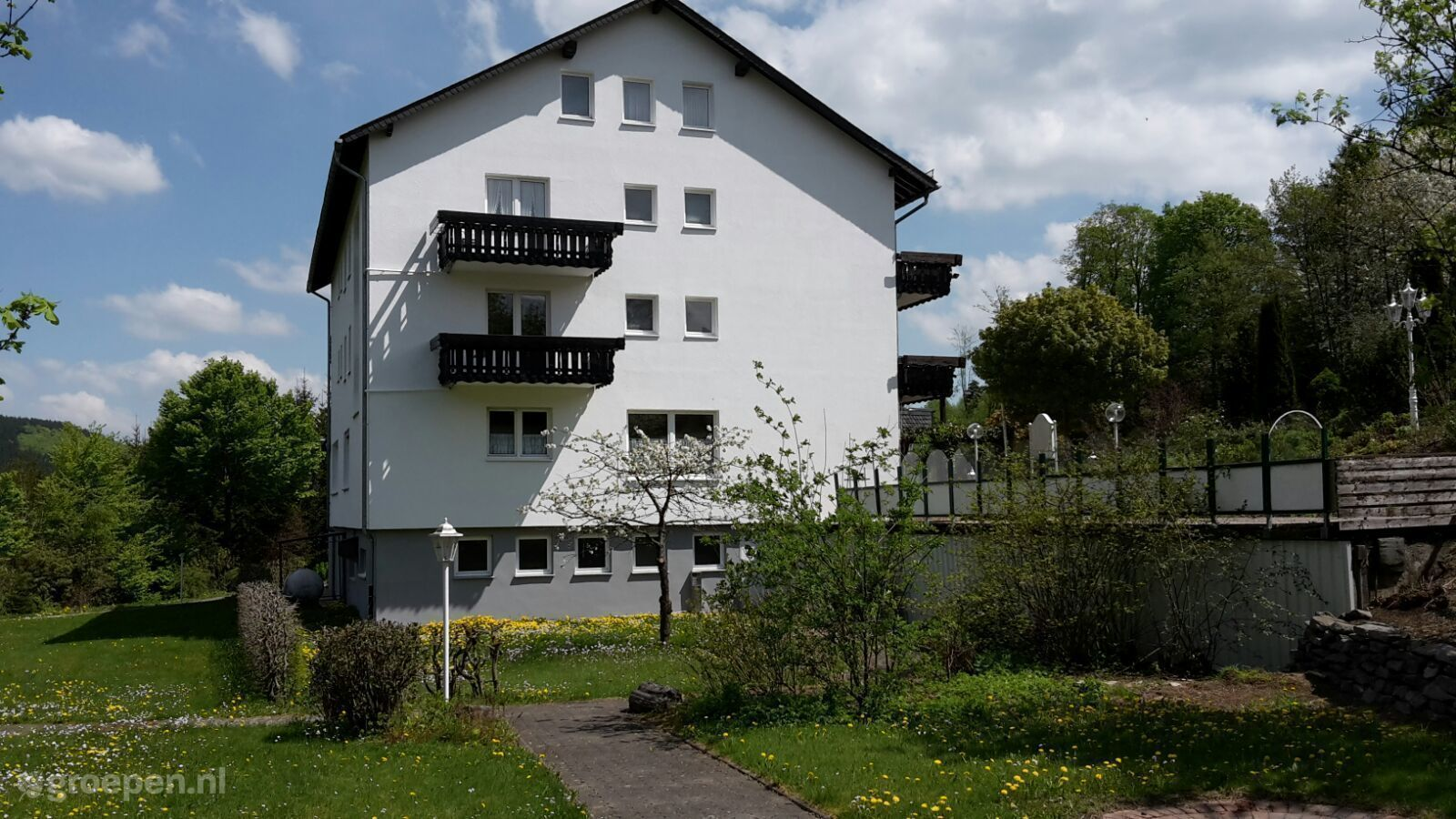 Group accommodation Medebach-Küstelberg