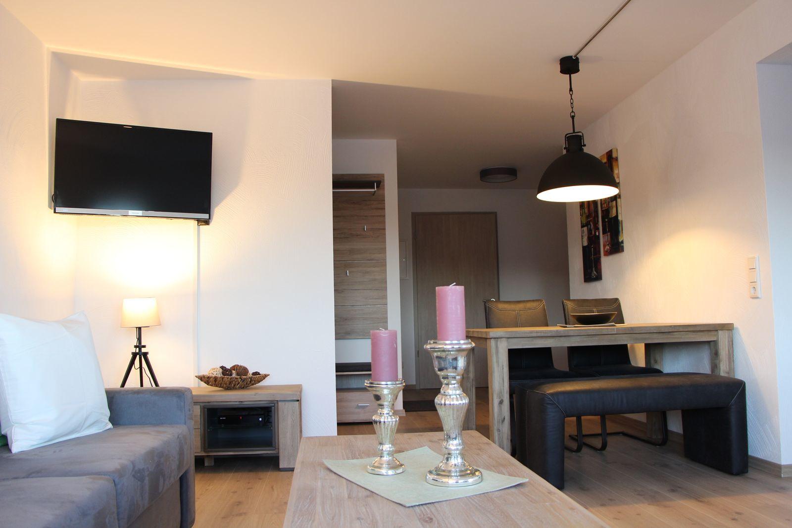 Combi Apartment Kappenblick 1 en 2  | Winterberg