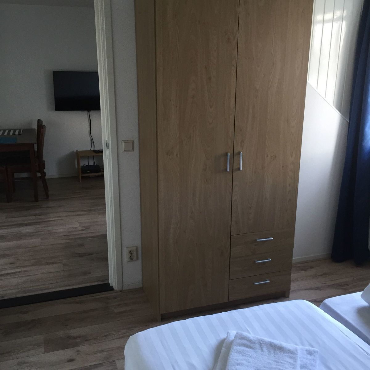 Appartement Basis 4/6 personen