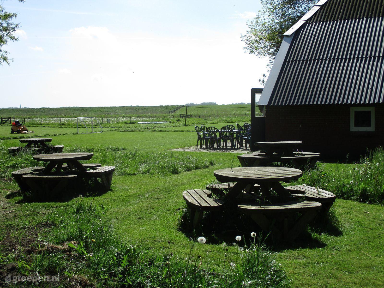 Bauernhäus Noordpolderzijl