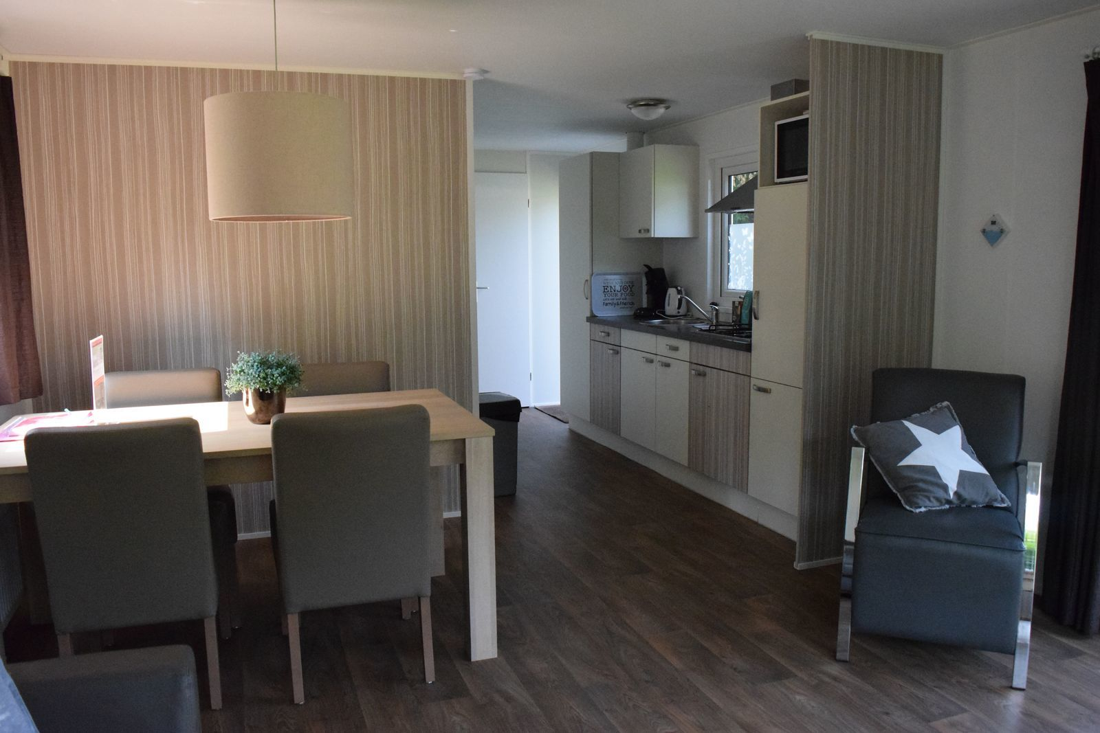 6 person Veluwe lodge Wellness Plus