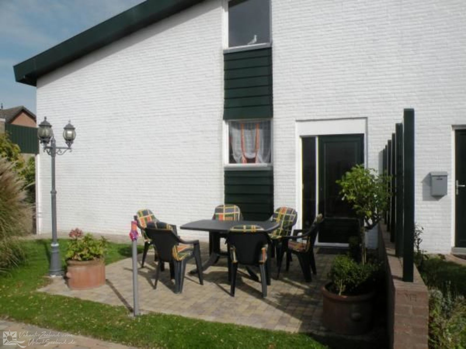 VZ333 Holiday Home Cadzand