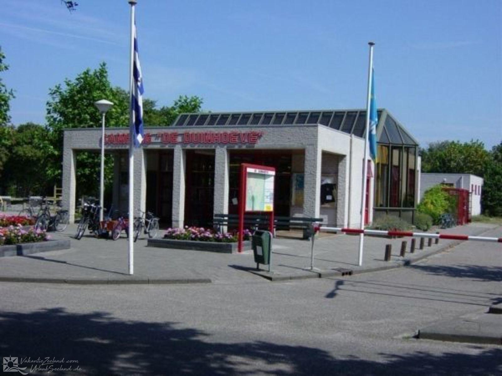 VZ528 Stacaravan Burgh-Haamstede
