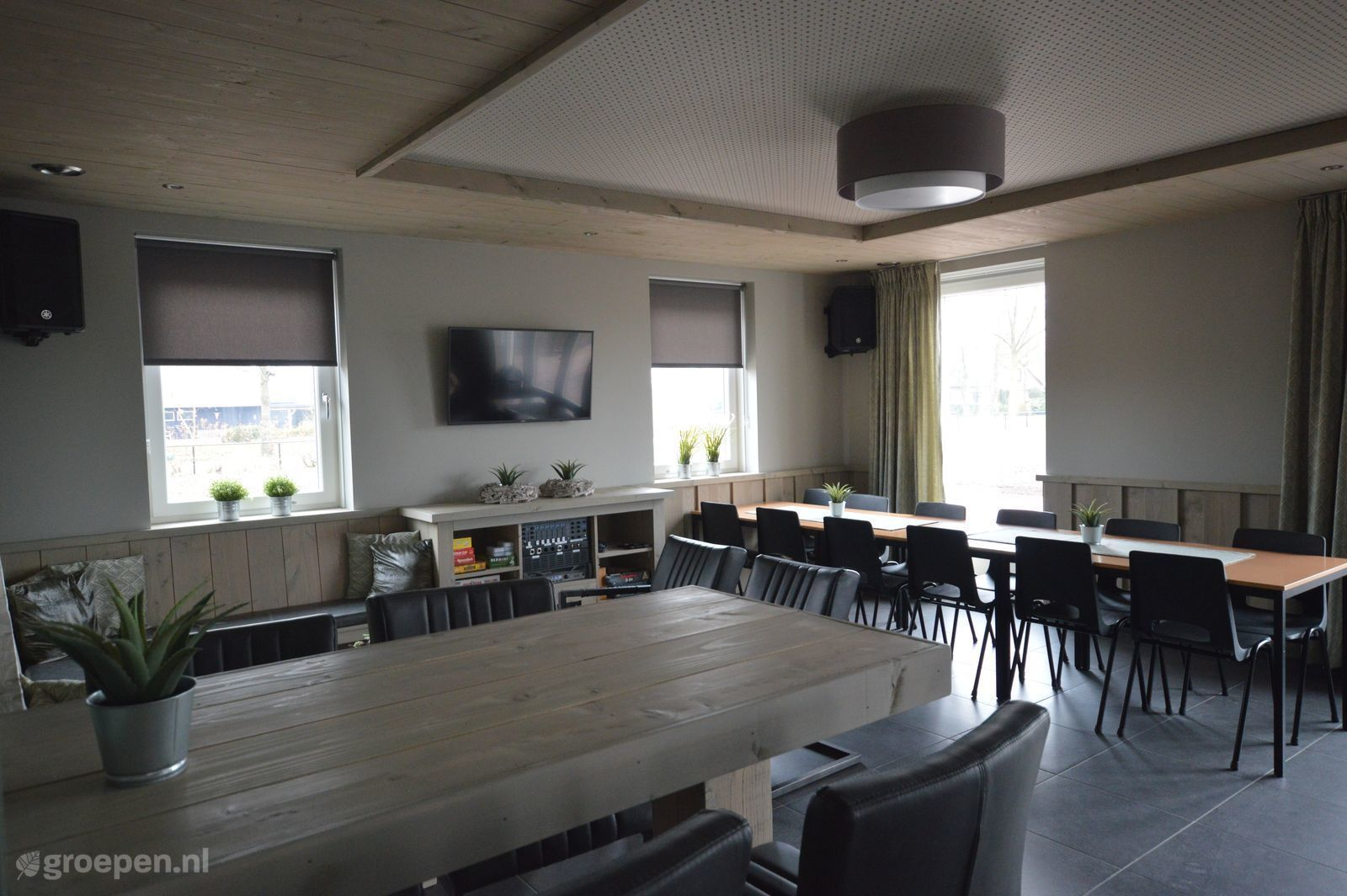 Group accommodation Wekerom