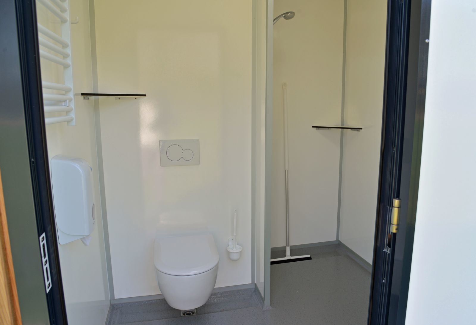 Comfort Plus Camping Site with Private Sanitary Facilities