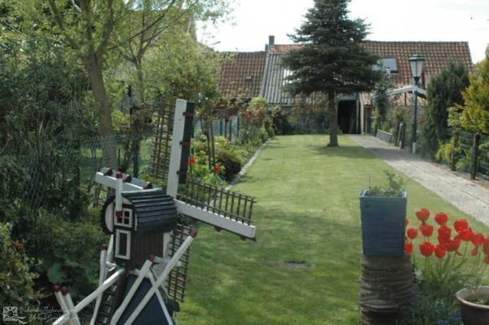 VZ578 Vakantiehuis Colijnsplaat