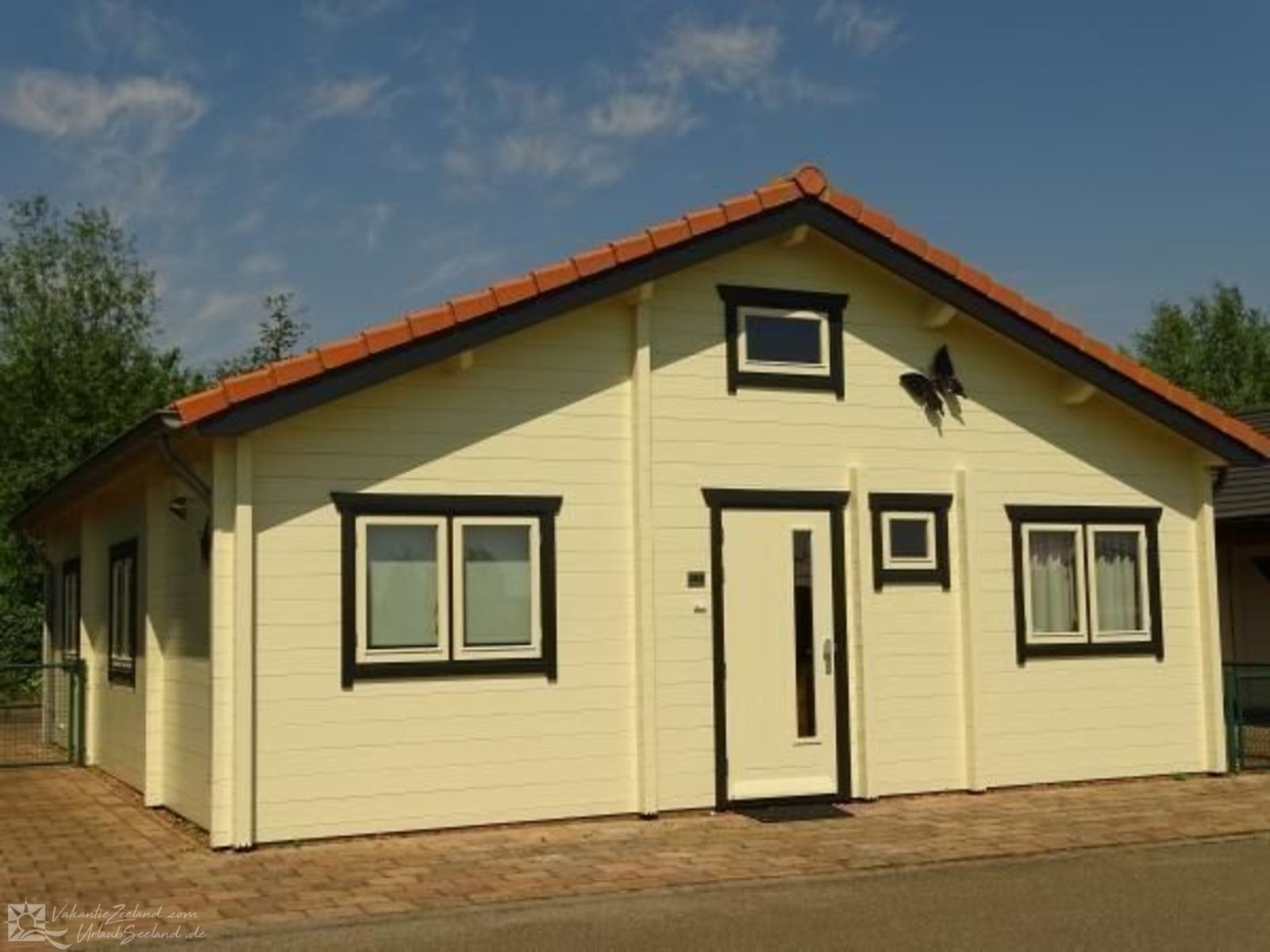VZ496 Holiday chalet Sint-Annaland