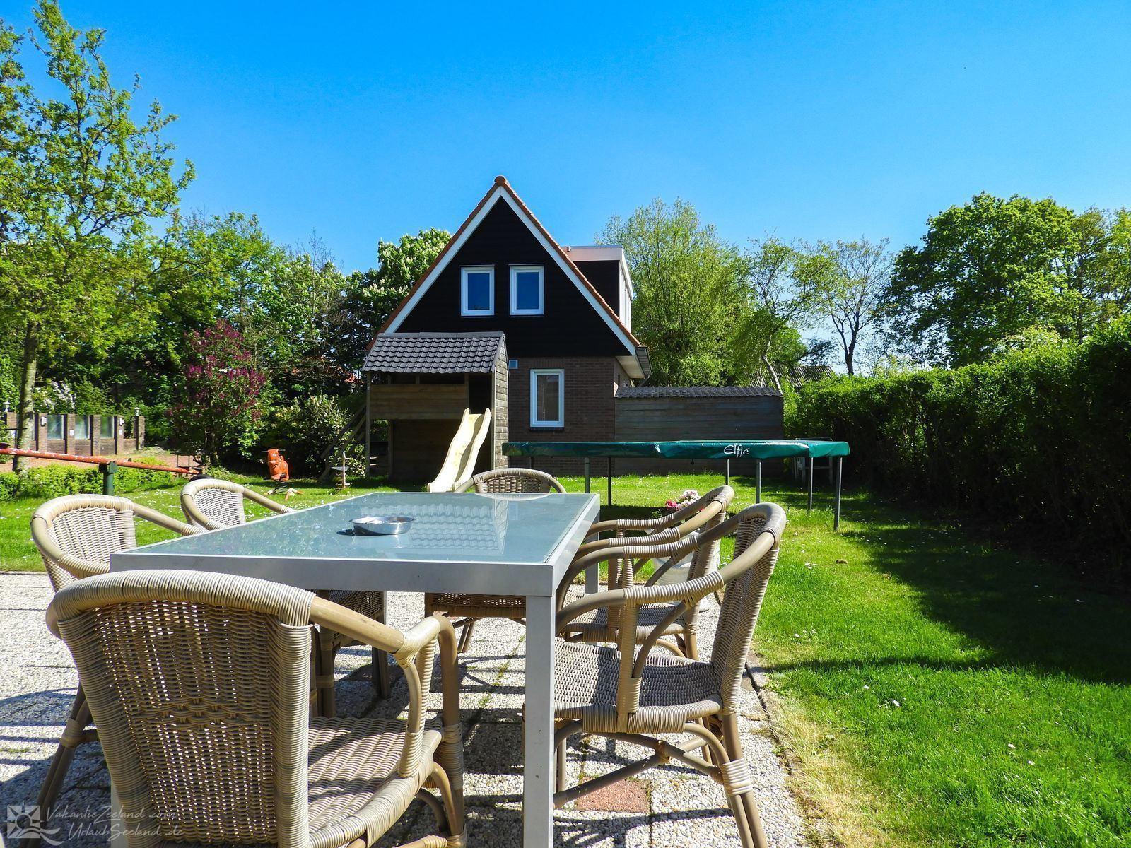 VZ488 Holiday home Oostkapelle
