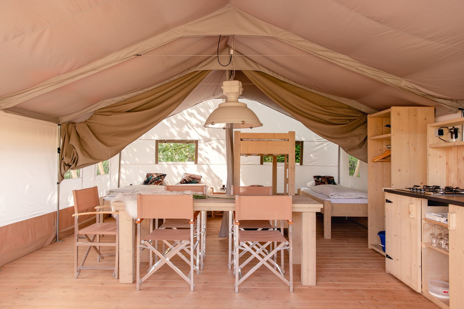 Safari Tent | 5 People