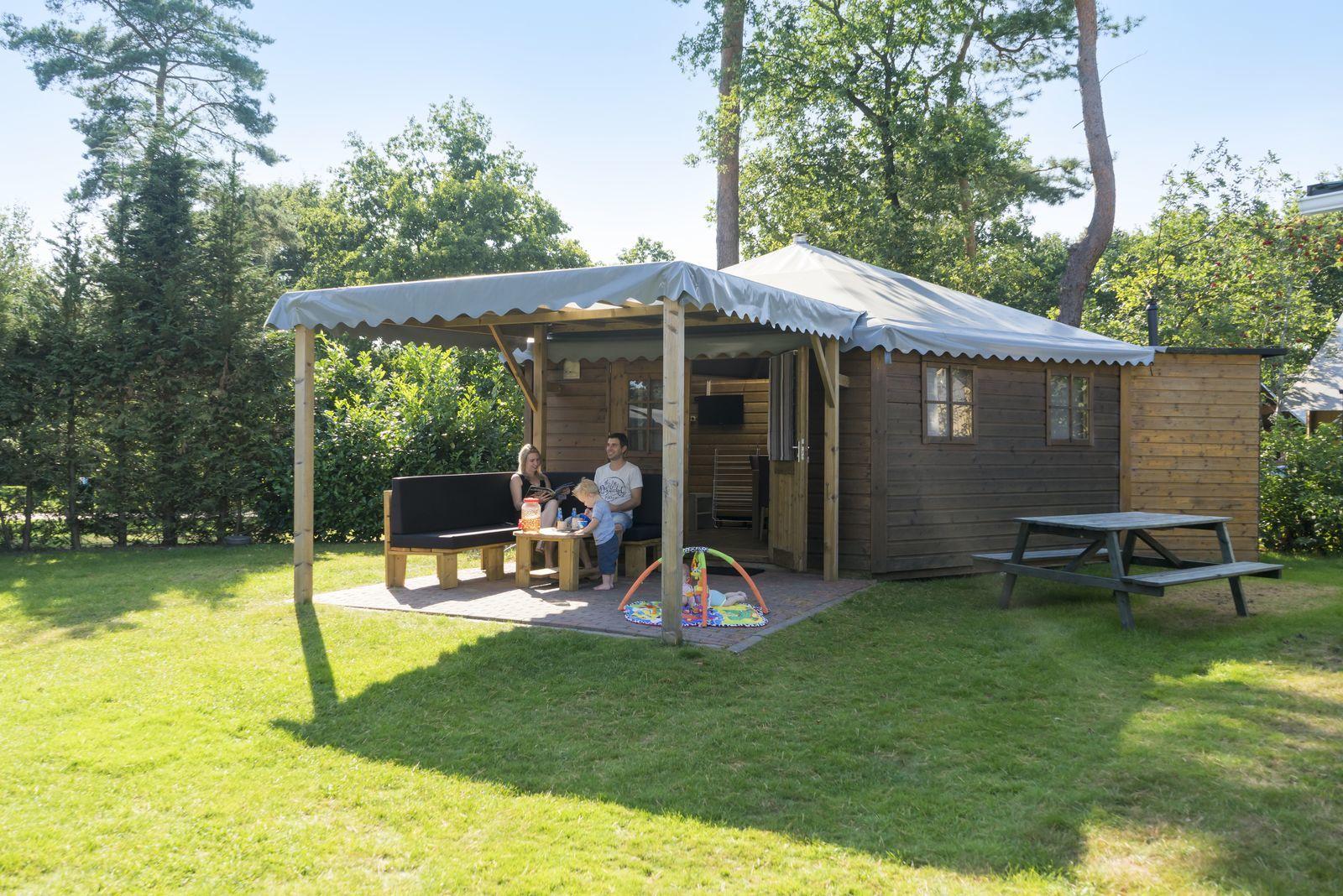 Berks forest hut