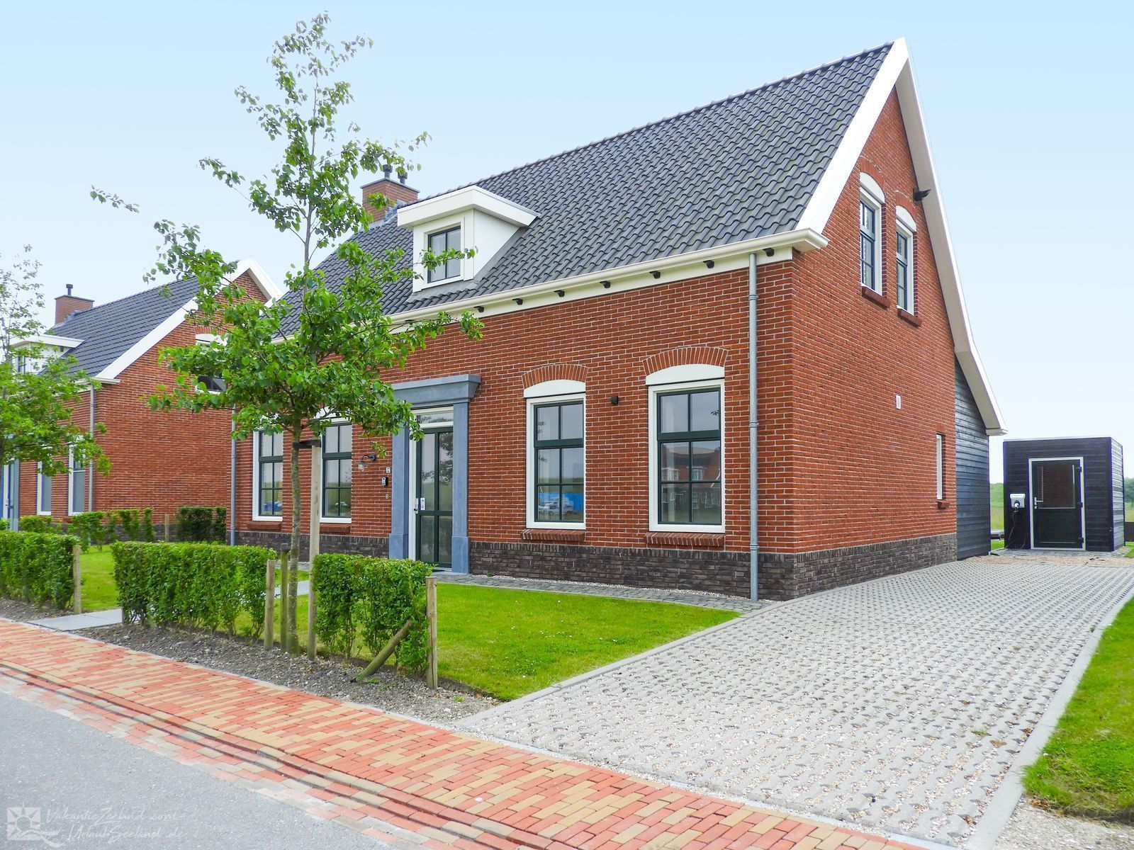 VZ502 Wellness holiday home Colijnsplaat