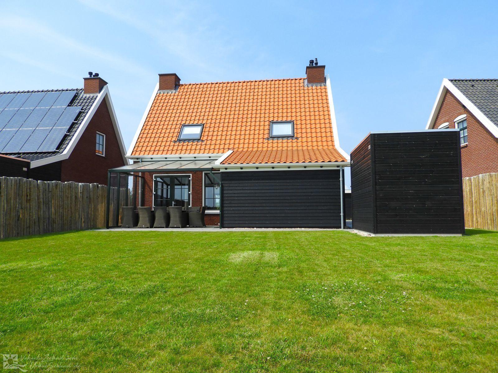 VZ593 Luxusvilla Colijnsplaat
