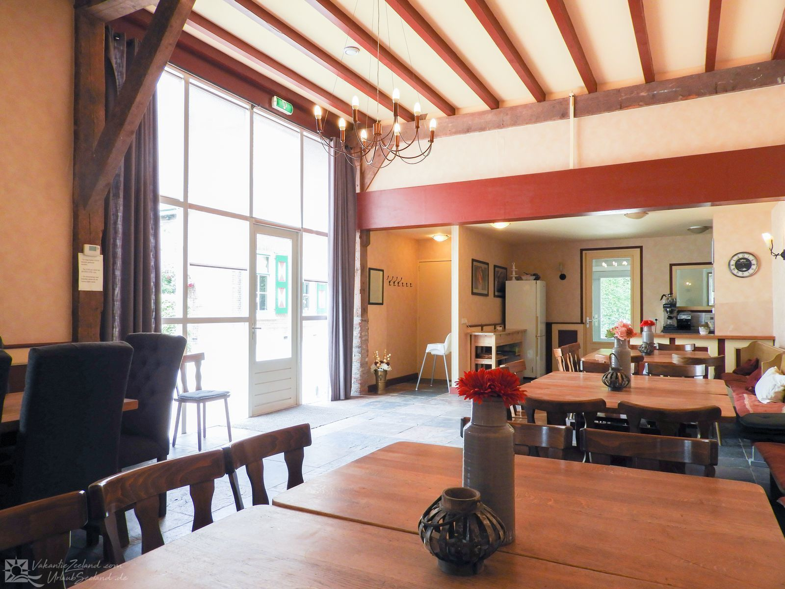 VZ042 Group accommodation Grijpskerke