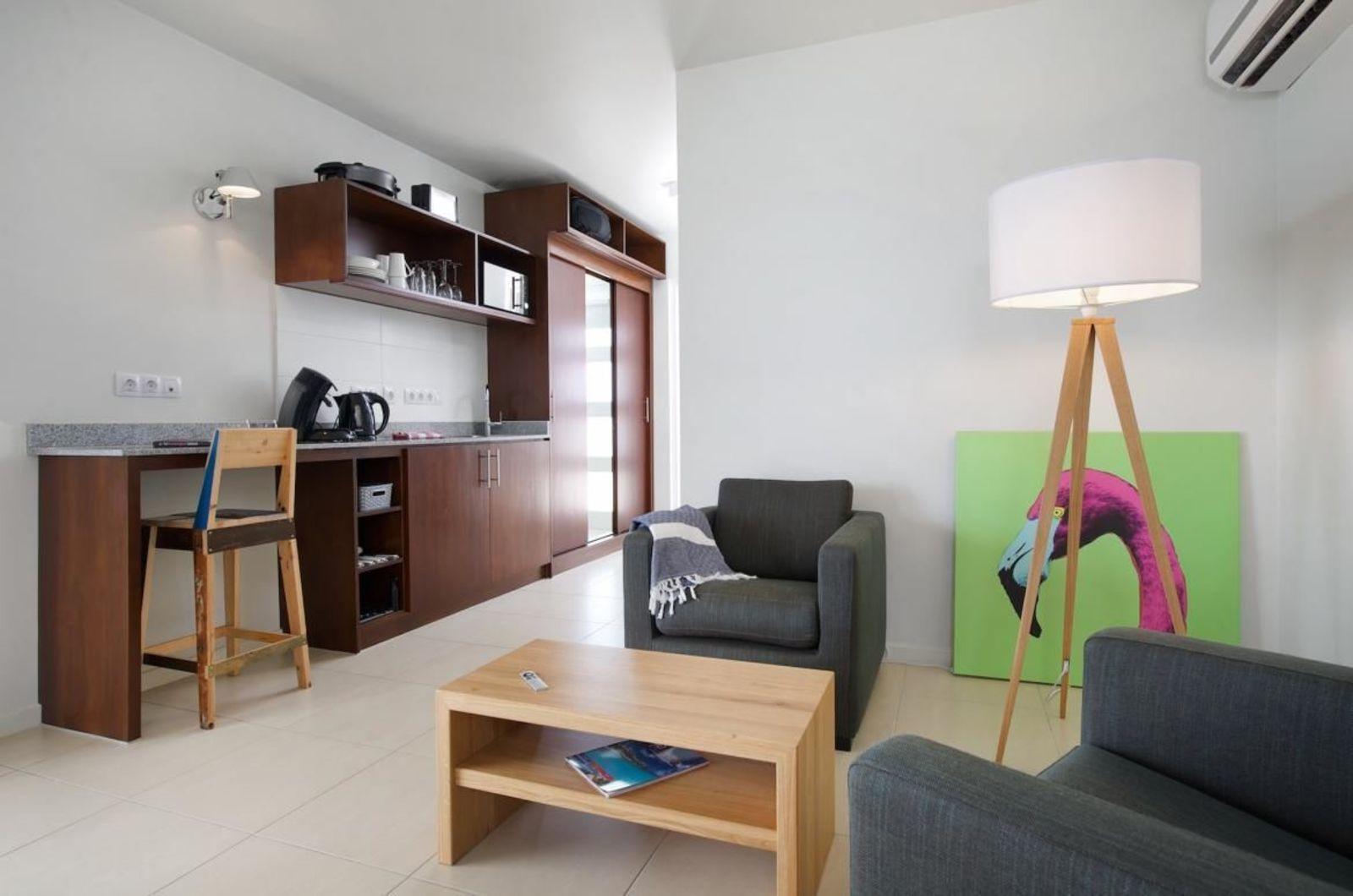 Hotelzimmer Deluxe - Gartensicht | 2 Pers.