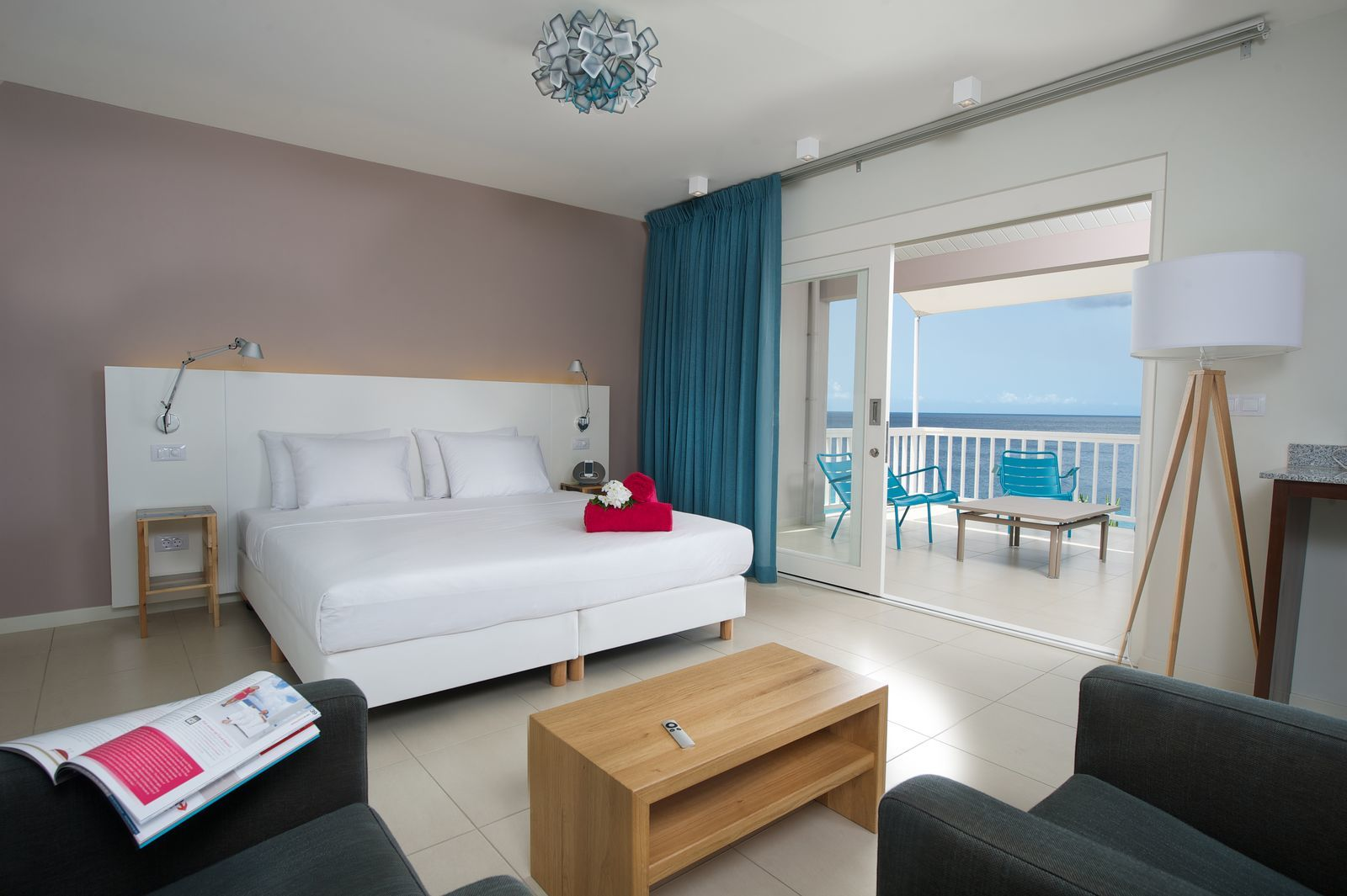 Superior Room Ocean Front | 2 Pers.