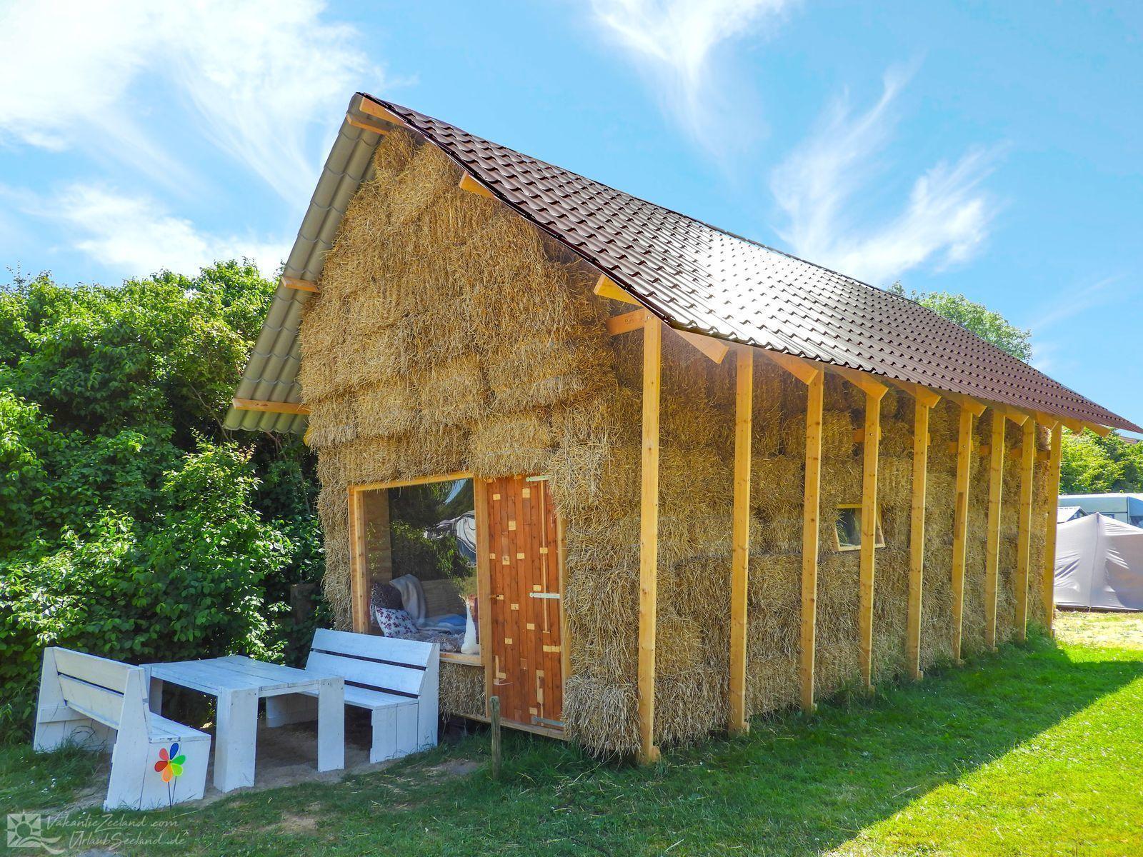 VZ723 Vakantiehuis van Stro in Aagtekerke