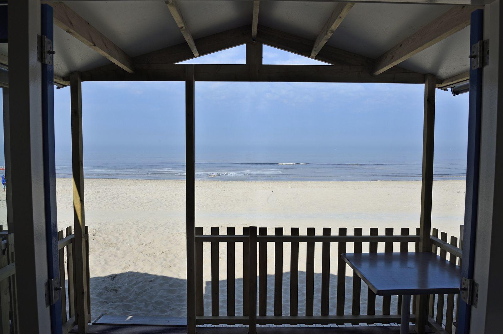 Strandhuisje zeezijde 4p