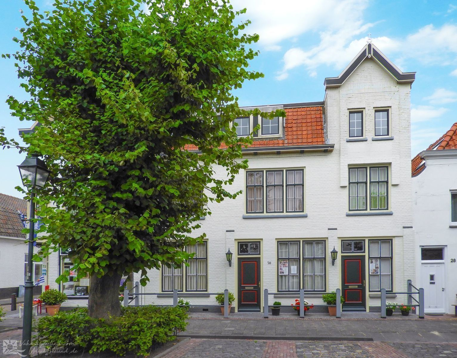 VZ232 Appartement in Colijnsplaat