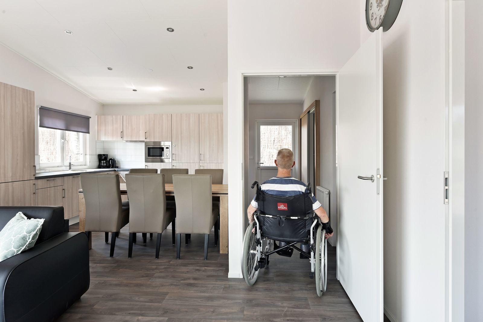 MiVa /Care Chalet: 4-6 Personen, 2 Schlafzimmer