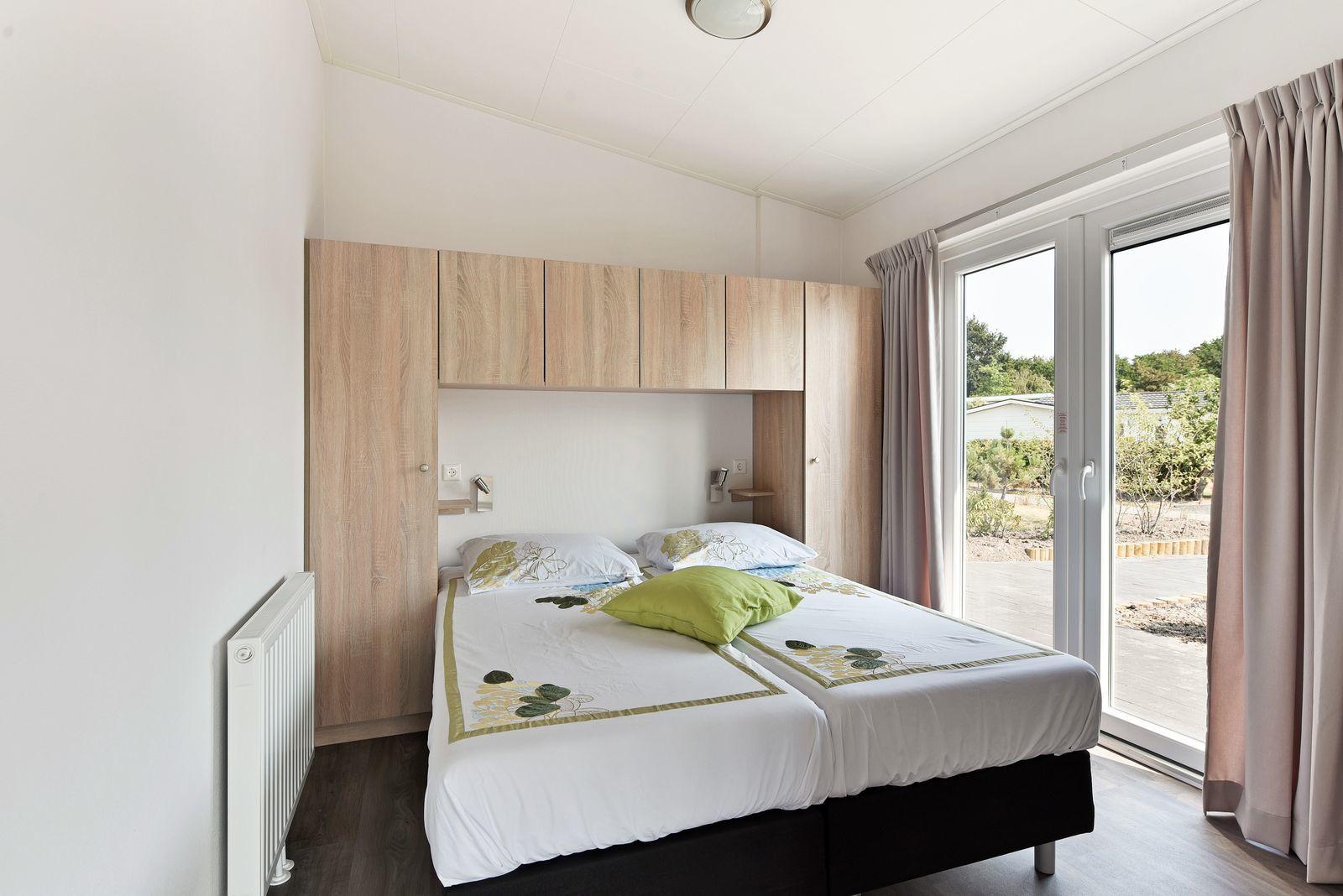 MiVa: 4/6-persoonsaccommodatie, 2 slaapkamers