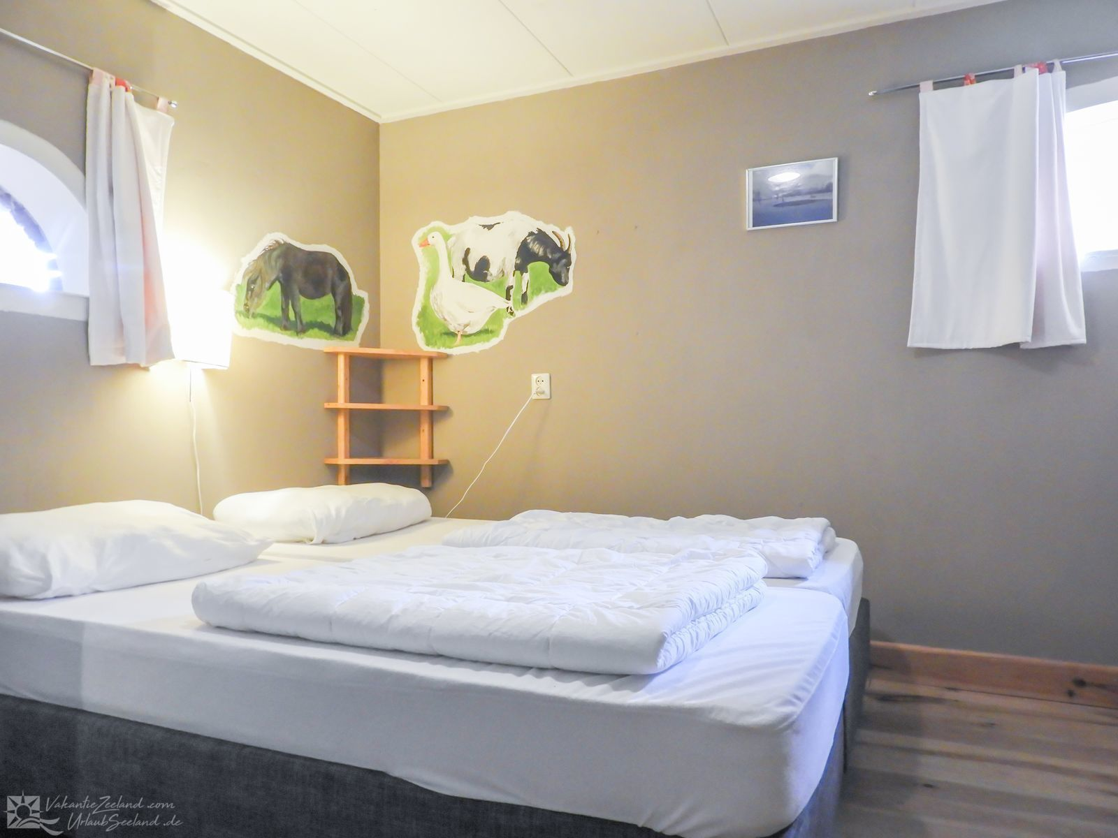 VZ505 Group accommodation Biggekerke