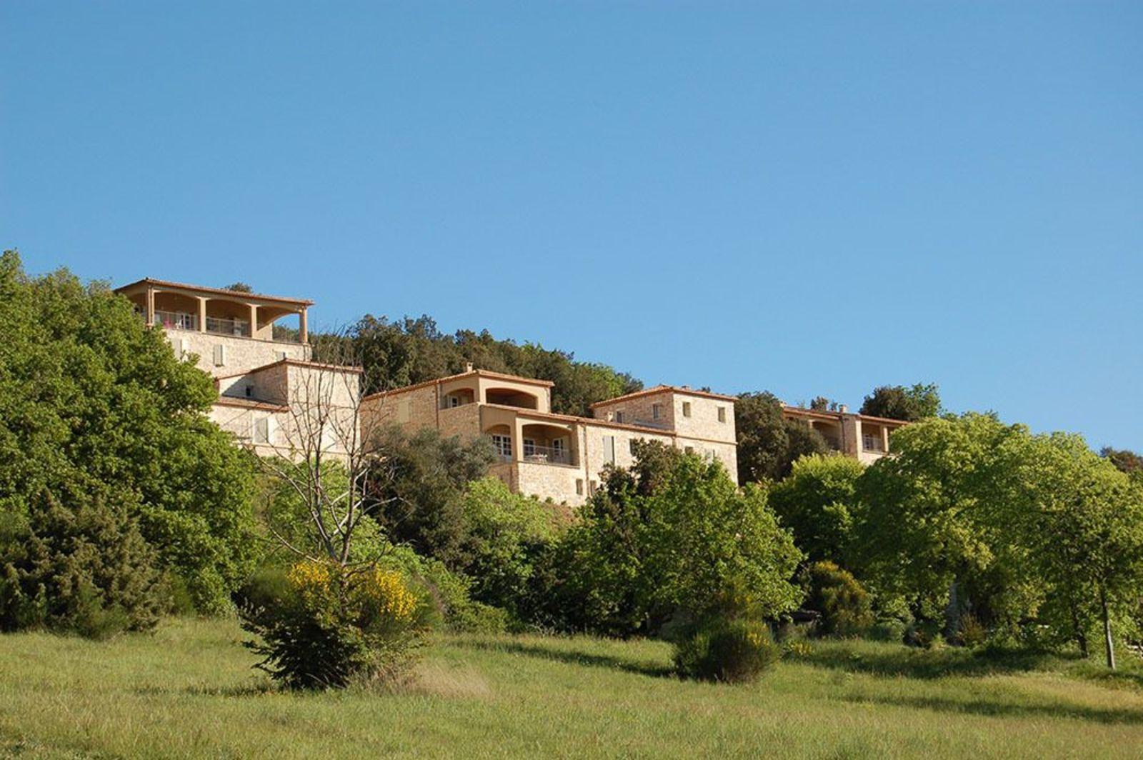 Domaine la Vallée sur Cèze - Aigueze