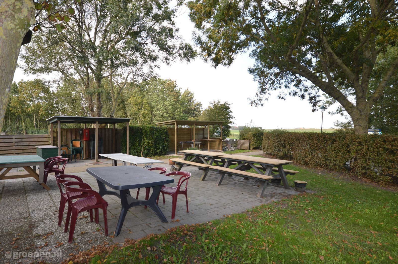 Group accommodation Cornwerd