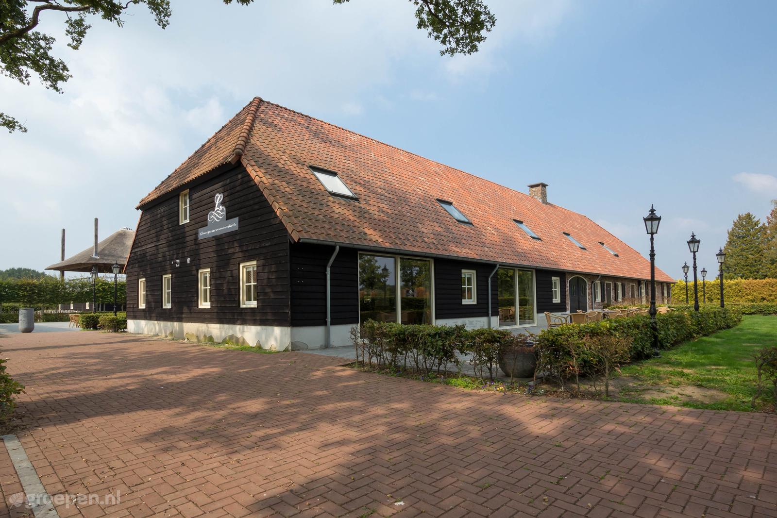 Vakantieboerderij Hapert