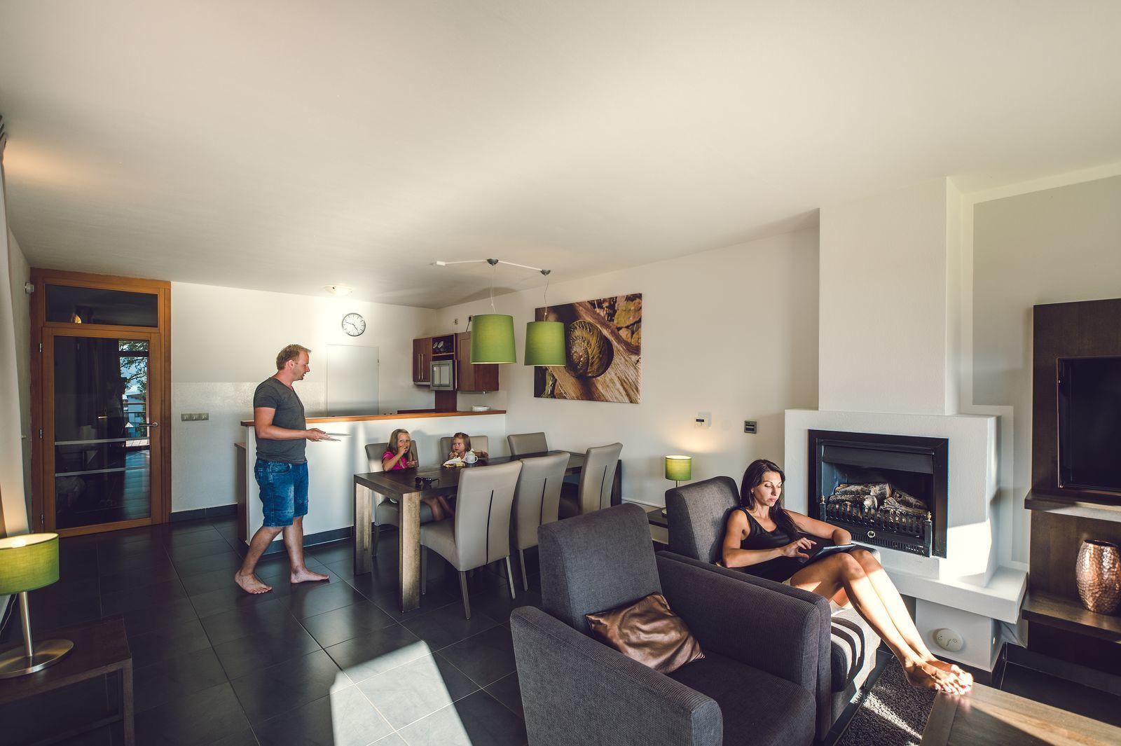 Apartmán typu 4S