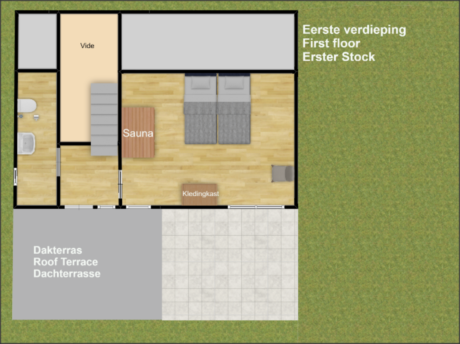 Holiday home Polder 4 Comfort