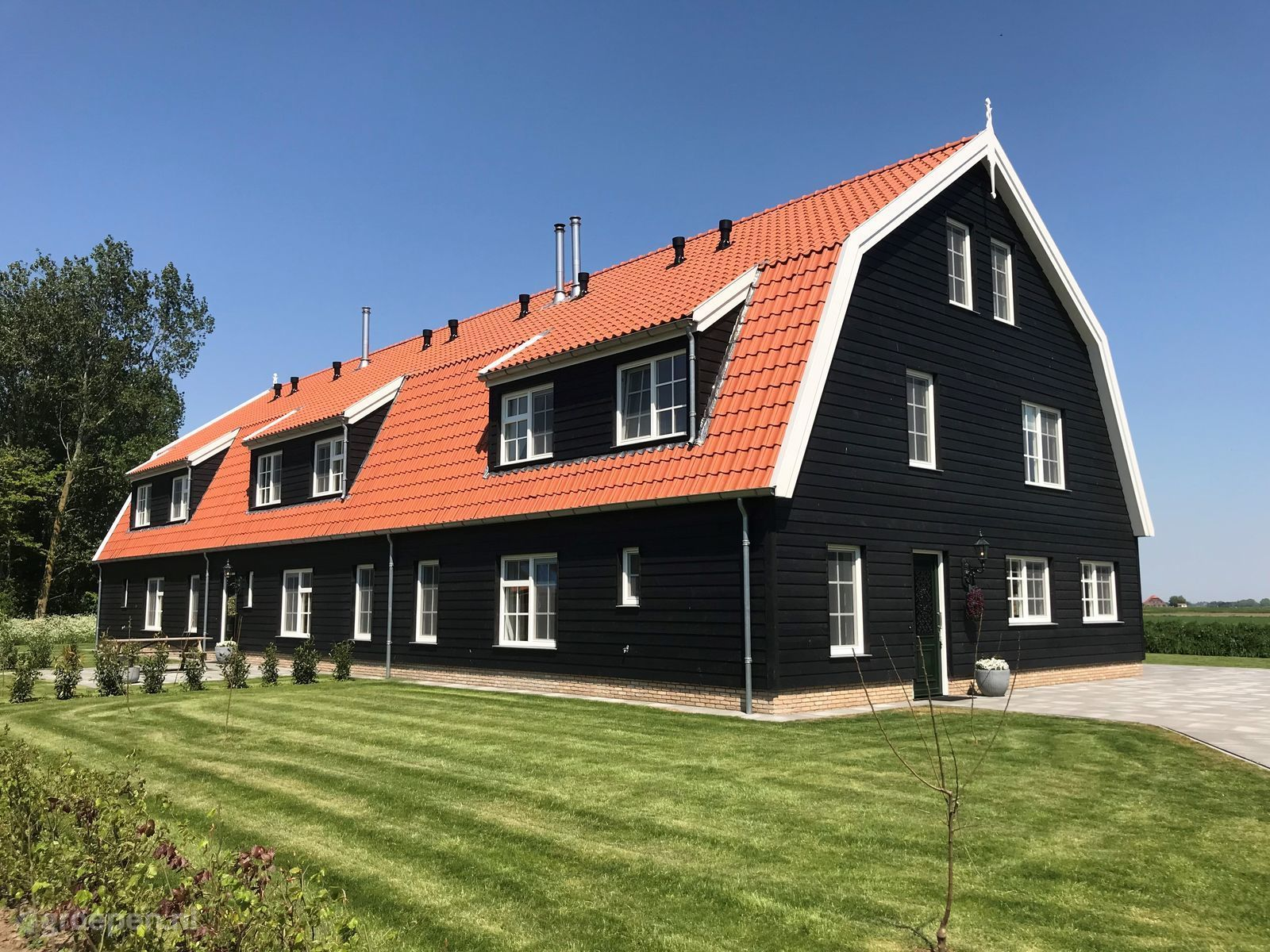 Vakantievilla Den Burg