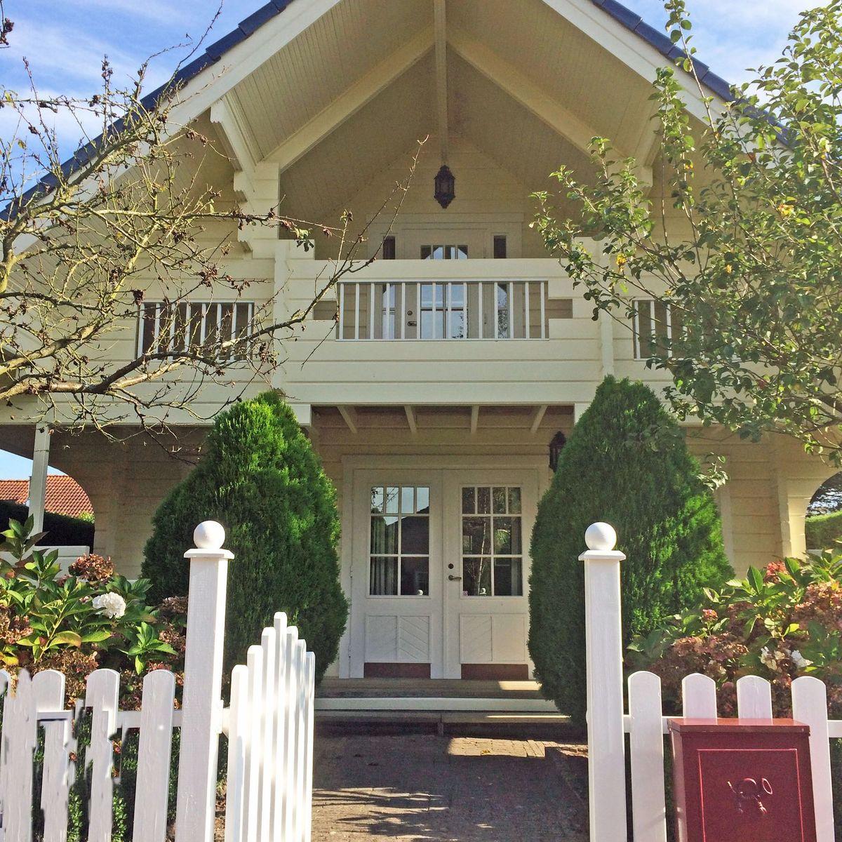 Holiday home de Hut