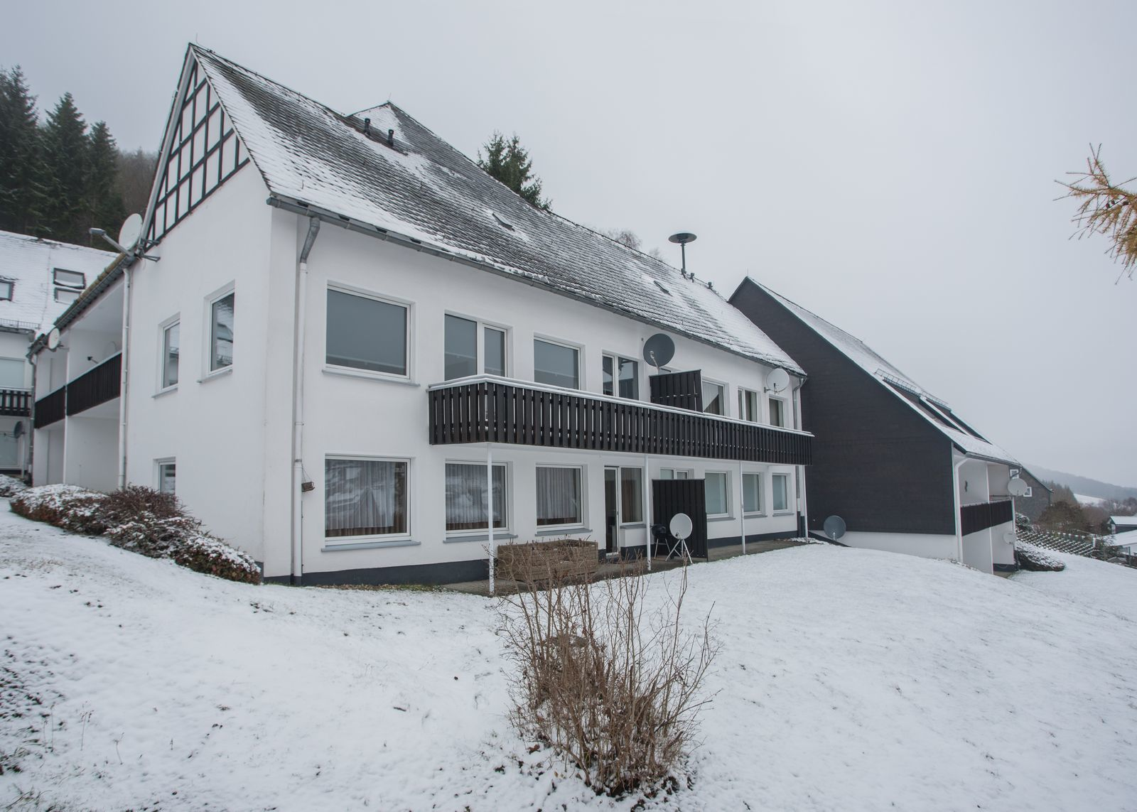 Appartement - Burgstrasse 15-B | Silbach