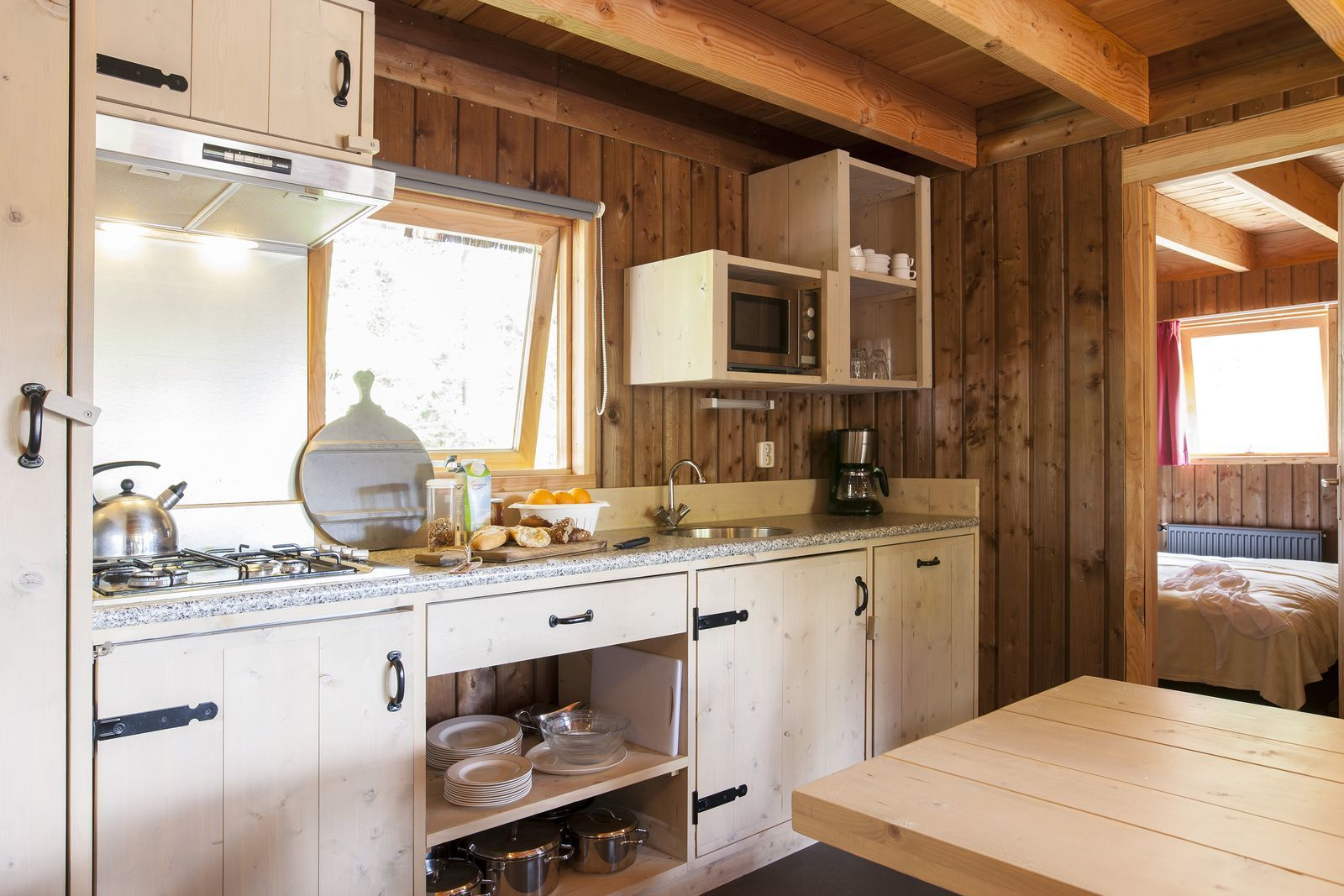 7-Persons Chalet with Rooftop terrace