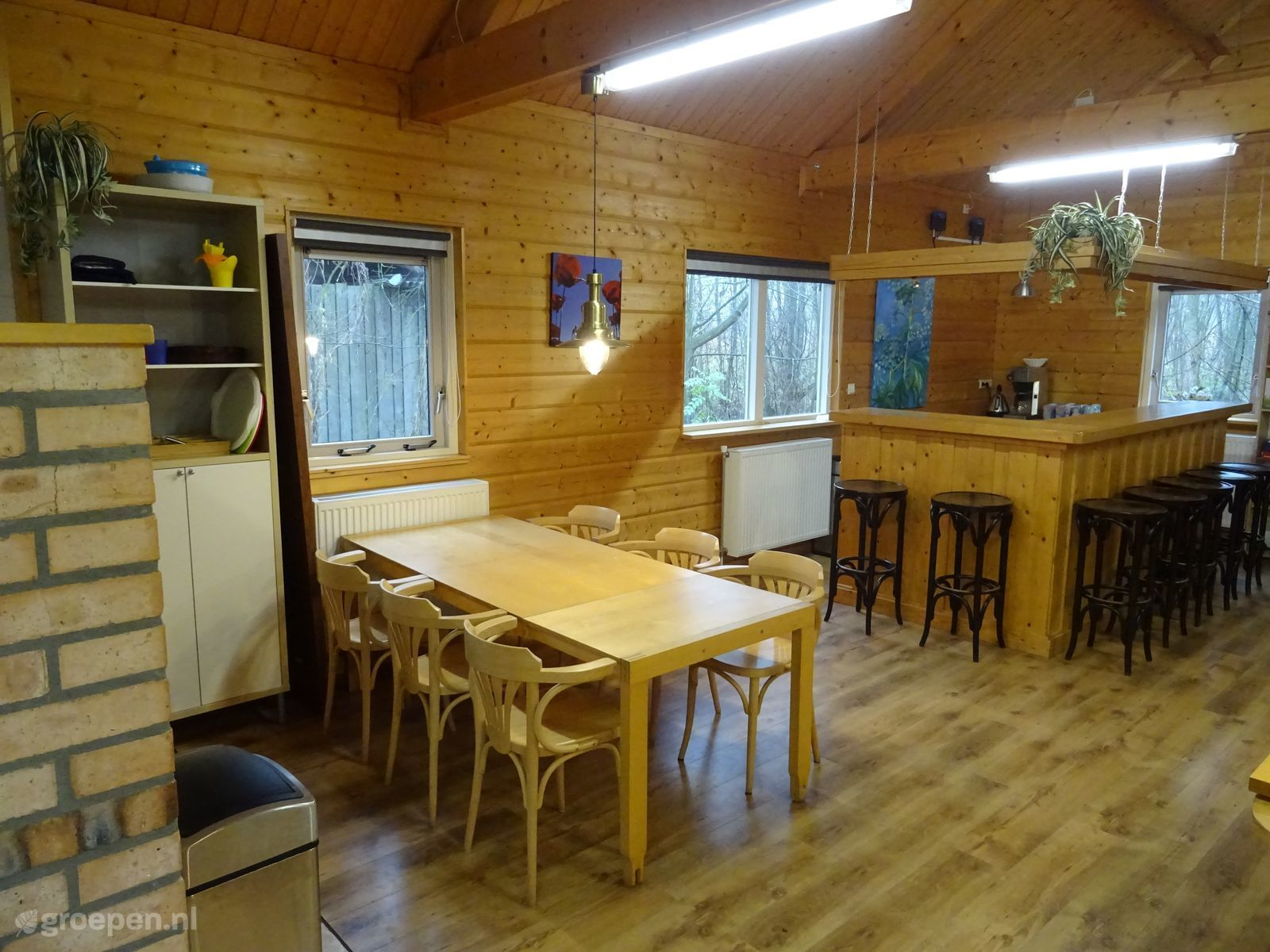Group accommodation Geesteren