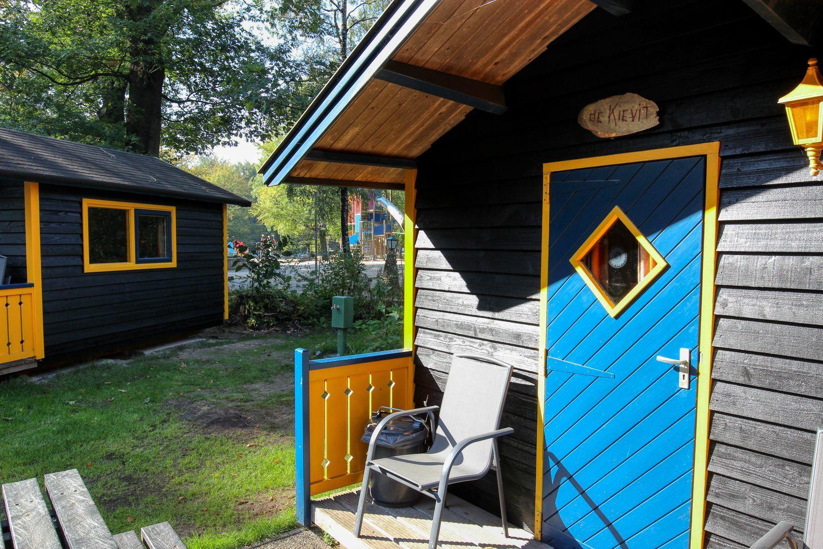 Hütte für vier Personen