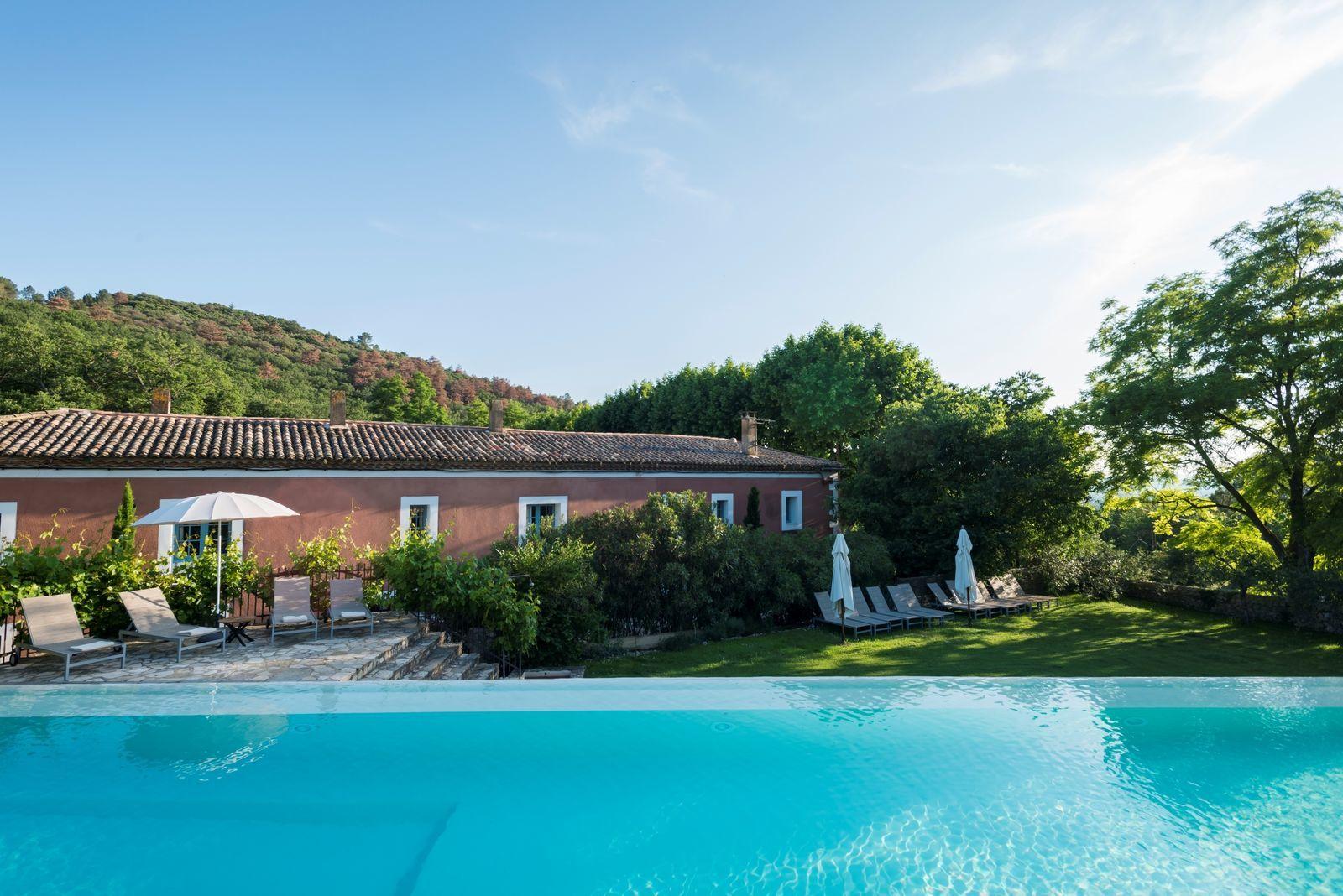 Le Mas du Gardon -  vakantiewoning Amaryllis