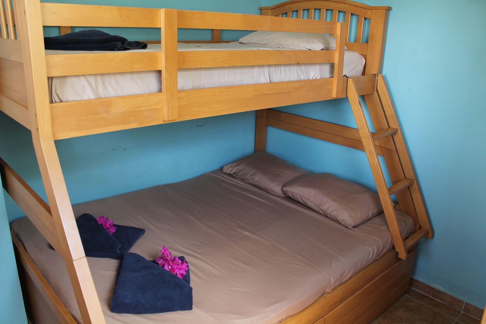 4 Schlafzimmer Appartement - Am Meer - 1. Stock
