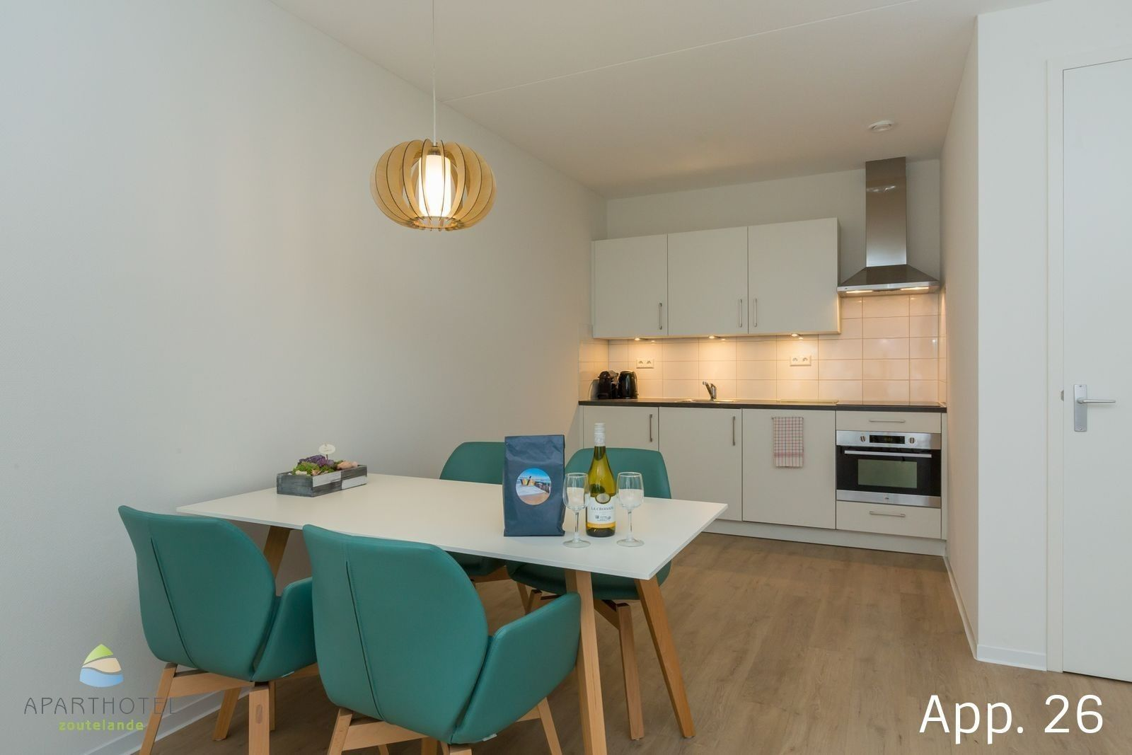 Luxuriöses Appartement für 4 Personen | Zoutelande