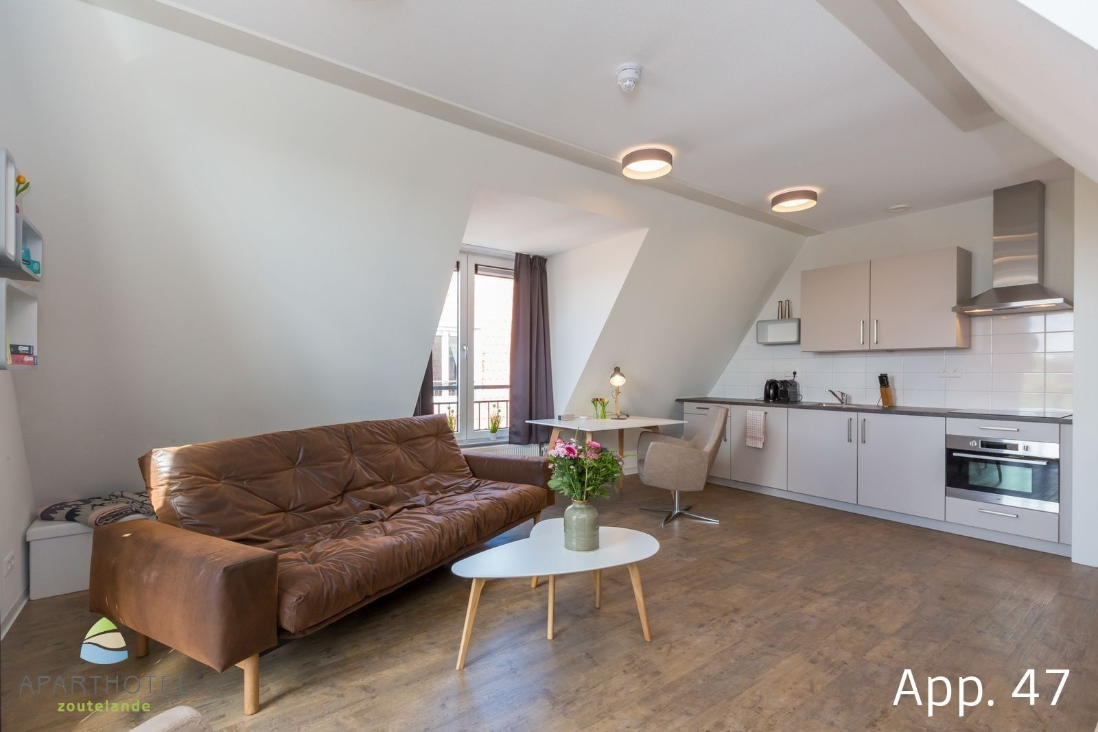 Luxury 5-person apartment | Zoutelande